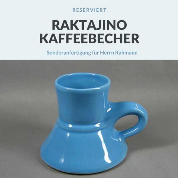 Sonderanfertigung: Raktajino Kaffeebecher-Set für Herrn Rahmann