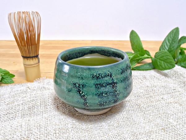 Teeschale 300ml magic green
