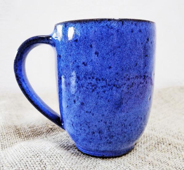 Kaffeetasse XL blau