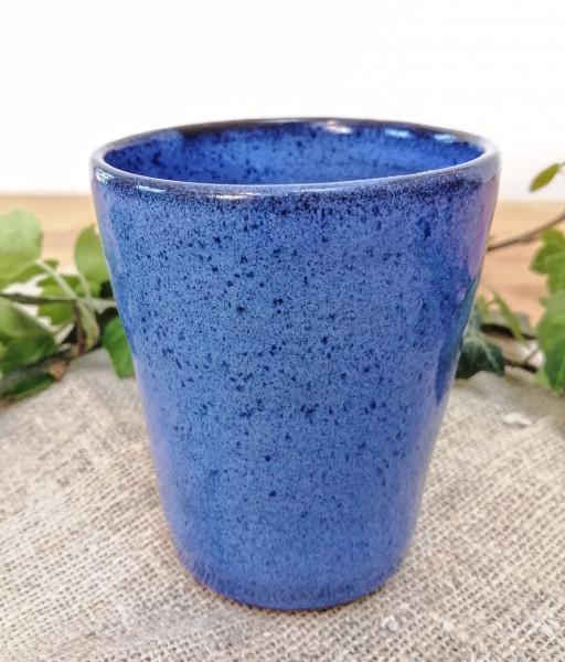 Becher (Wasser / Saft) blau