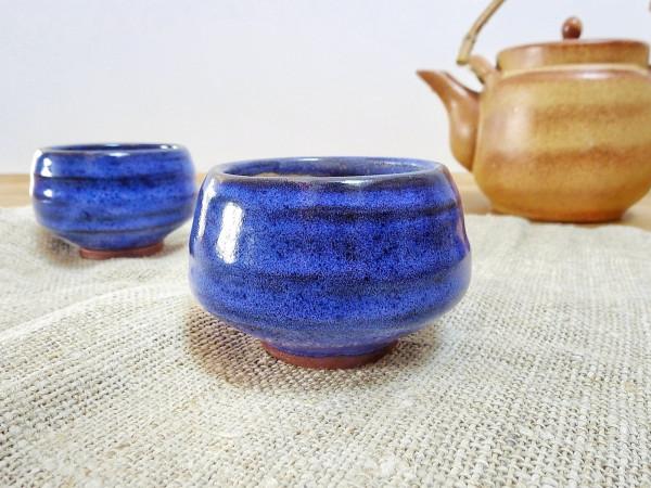 Teeschale 150ml blau